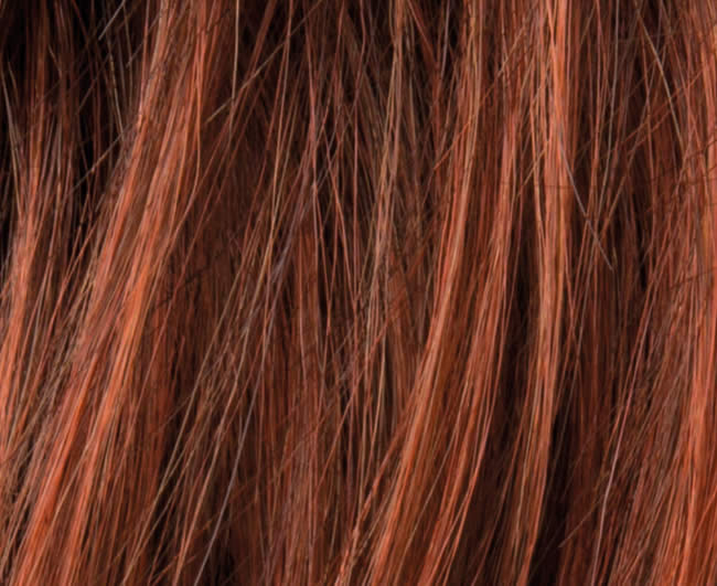 32 hair power cinnamon
