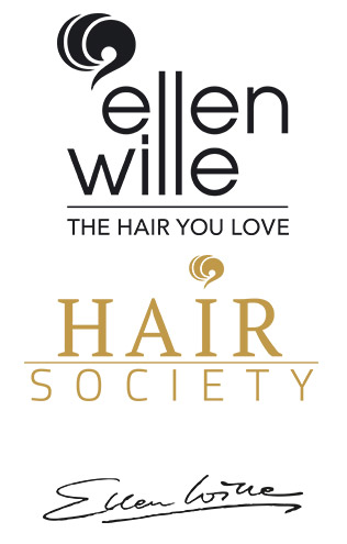 Logo hair-society Ellen Wille
